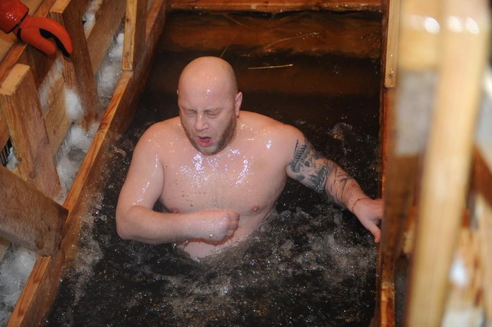 Окунуться в Крещение жители региона смогут либо в открытой воде, либо в монастырских купелях.
