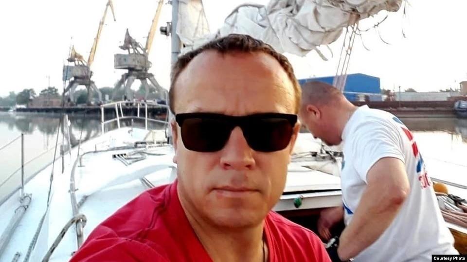 Иван Петров. Фото предоставлено Аленой Басовой.
