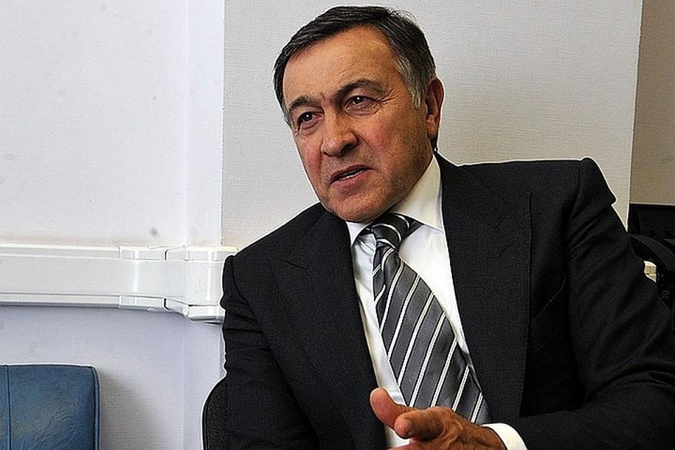 Президент компании «КРОКУС» Арас Агаларов
