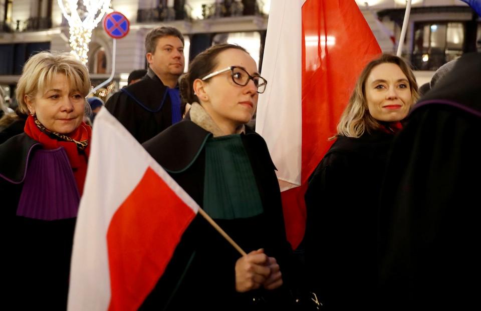 Польша продолжает продвигать свой взгляд на события Второй мировой