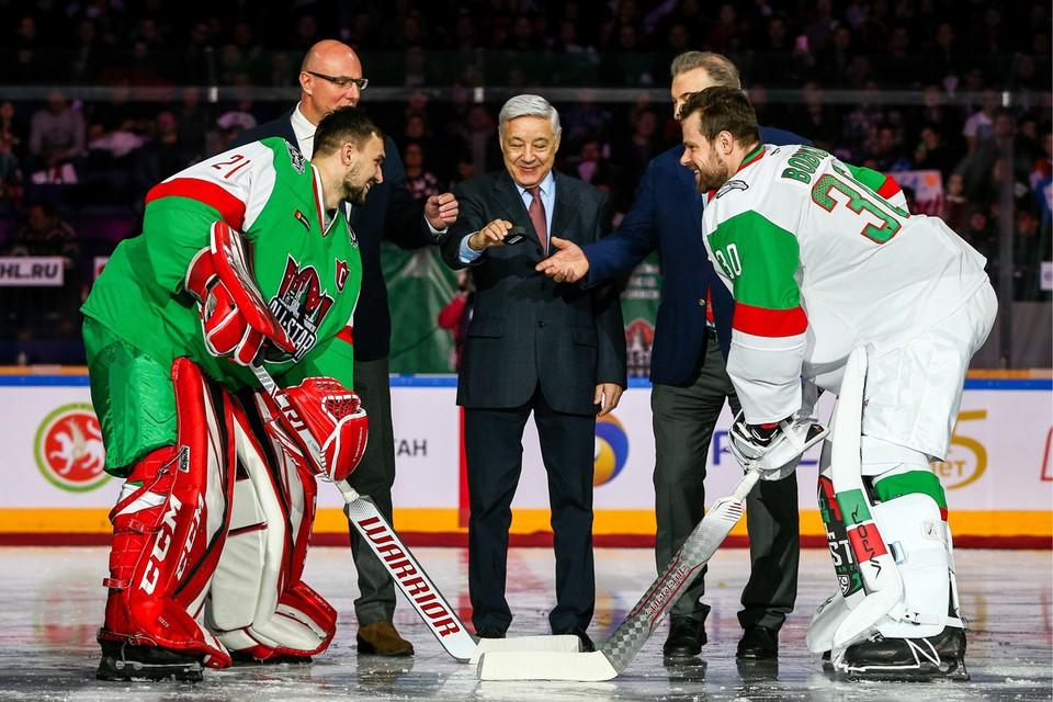 КХЛ в этот уикенд устраивает очередную ярмарку талантов. Фото: Егор Алеев/ТАСС