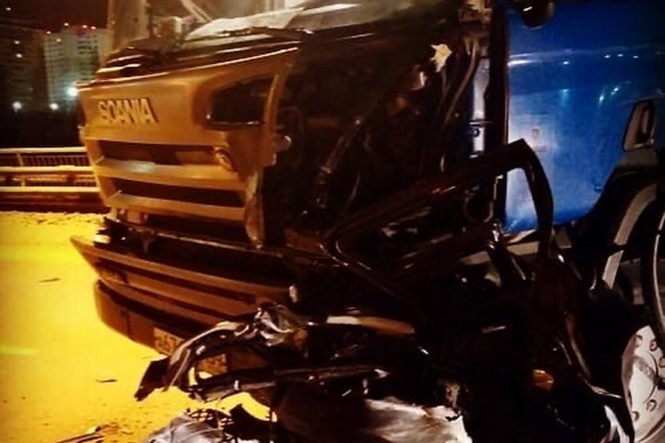 Кадры с места аварии. Фото: пресс-служба ГИБДД Перми.