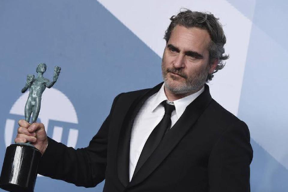 Хоакин Феникс получи премию Гильдии киноактеров США за главную роль