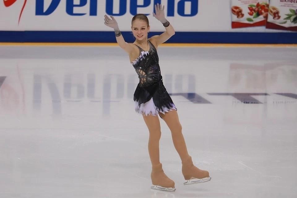 Александра Трусова готовится удивить поклонников
