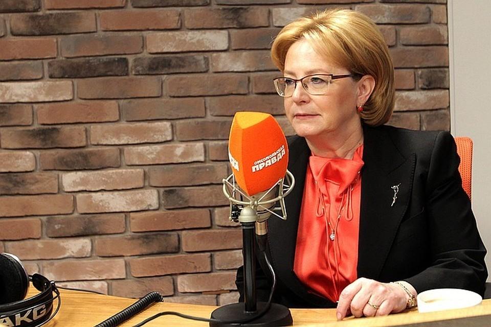 Вероника Скворцова возглавит Федеральную службу по надзору в сфере здравоохранения