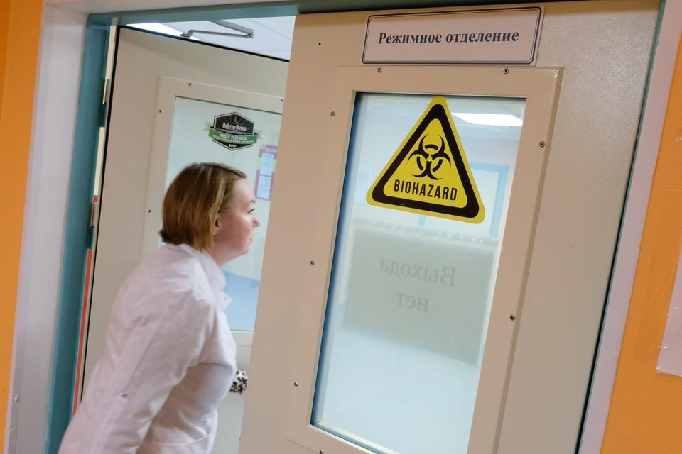В Санкт-Петербурге усилили меры безопасности из-за нового смертельного вируса из Китая.