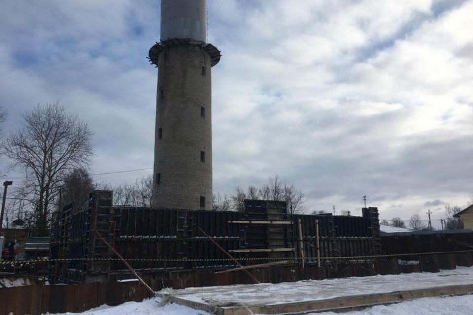 Строительство должно завершиться до 31 августа. ФОТО: правительство Ярославской области