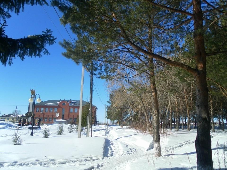 Полутораметровая надпись появится в новом Парке нефтяников в Уватском районе. Фото: Уват Online