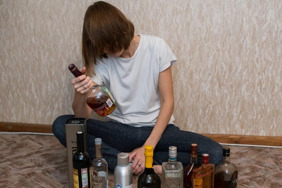 Выбор алкоголя - полностью на вкус и кошелек клиента