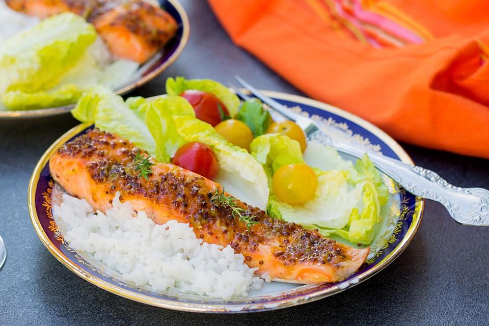 Рыба, рис и овощи оказались в тревожном списке