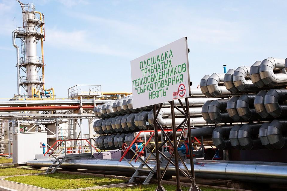 Россия в нефтяных отношениях с Белоруссией совершенно не заинтересована