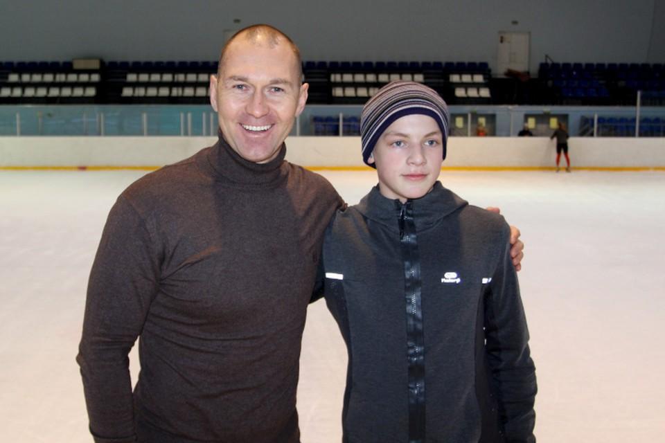 Олимпийский чемпион Максим Опалев поблагодарил Матвея за мужественный поступок и пожелал ему успехов в спорте