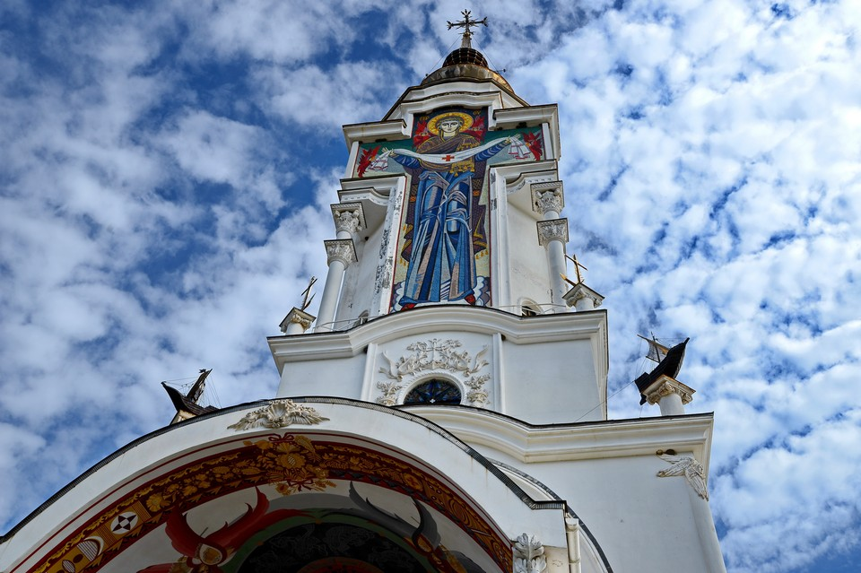 Храм святителя Николая в Малореченском еще и музей паямти погибших на водах