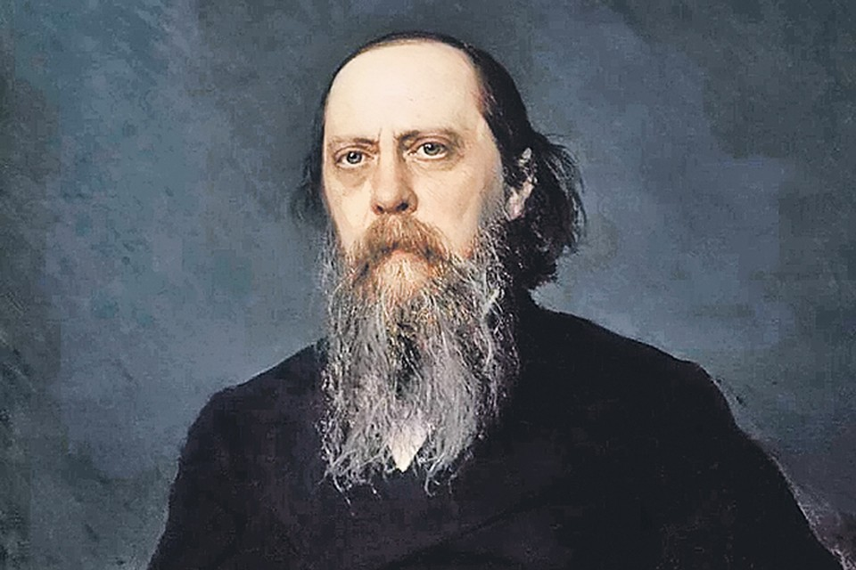 Михаил Евграфович Салтыков-Щедрин. Фото: commons.wikimedia.org