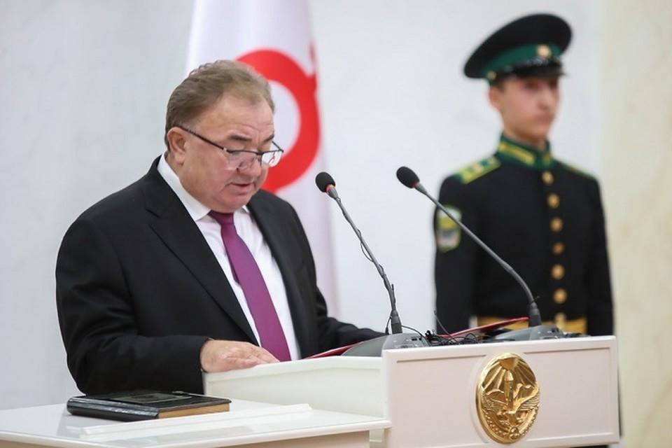 Фото: пресс-служба главы Республики Ингушетия