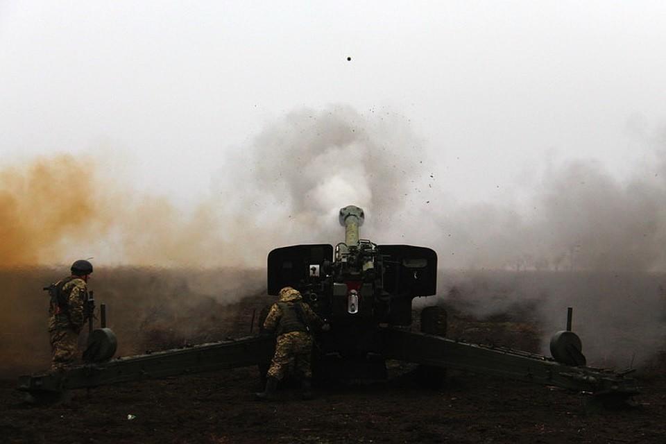 Путь Визенталь»: Жители поселка Донецкий спрятались в храме от ...