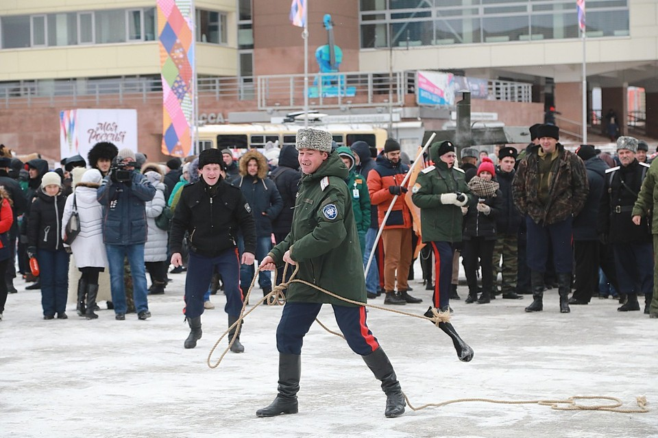 Население Красноярского края сократилось за год на 6 тысяч человек