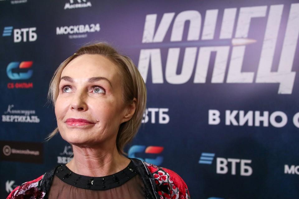 История с исчезновением актрисы Натальи Андрейченко получила неожиданный поворот. Фото: Валерий Шарифулин/ТАСС