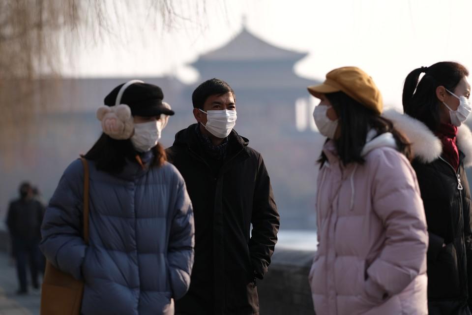 В каждом регионе Китая есть как минимум один зараженный новым коронавирусом