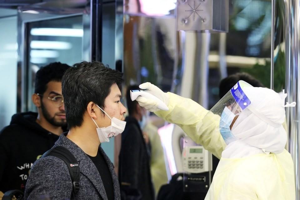 Число жертв коронавируса нового типа возросло до 213
