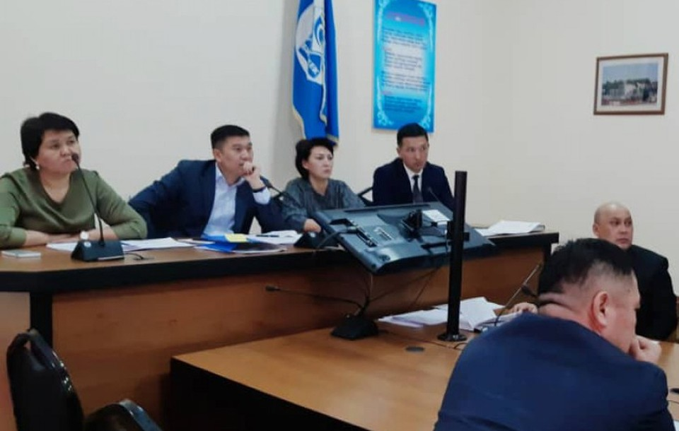 Комиссия под руководством вице-мэра Бишкека Улана Азыгалиева решила судьбу детского сада №31, где рухнул потолок.