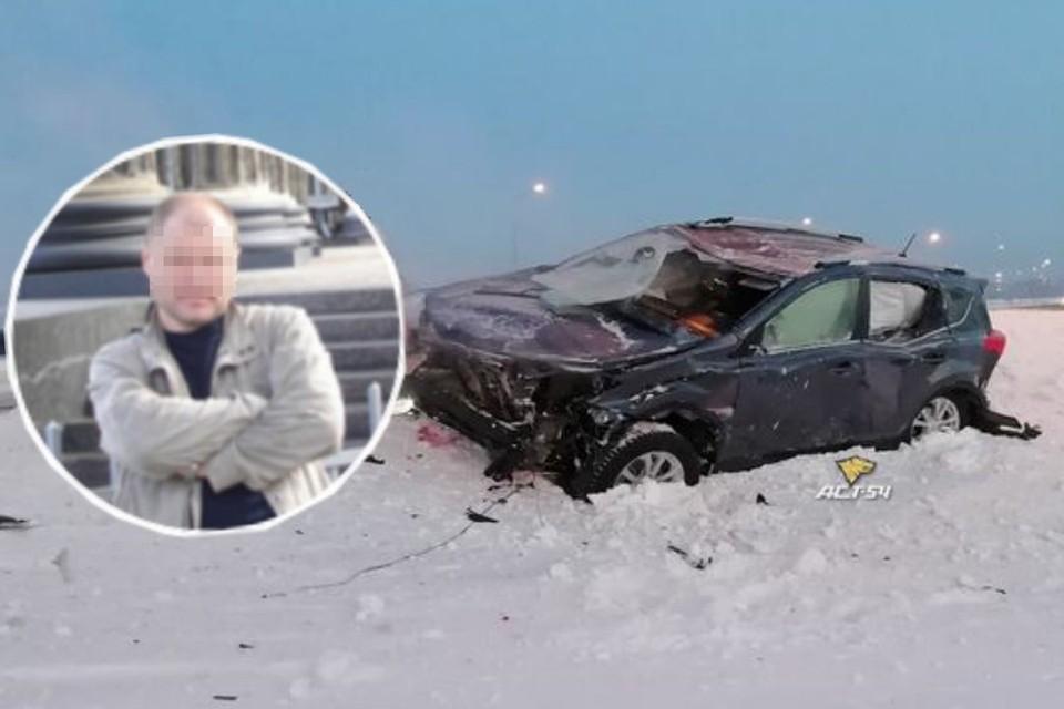 Врач из Куйбышева покончил с собой после того, как попал в аварию.