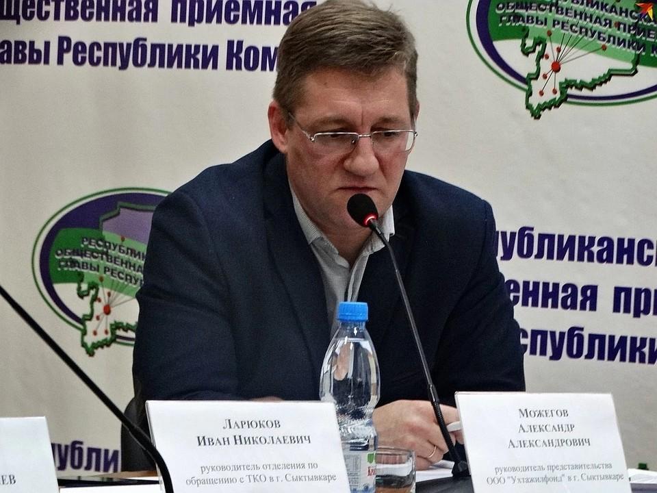 Александр Можегов стал пятым заместителем в сыктывкарской мэрии