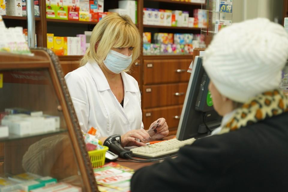 Сыктывкарцы массово скупают медицинские маски в аптеках