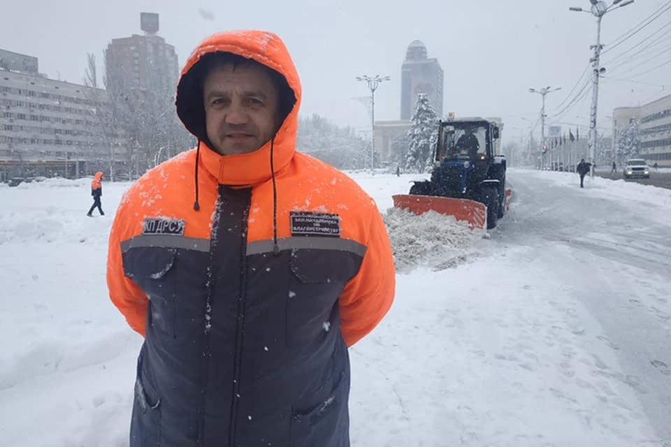 Анатолий Прилепский считает, что коммунальщики справятся с любой непогодой