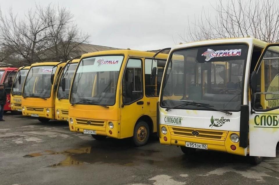 В Джанкое автобусы есть, а вот водителей не хватает. Фото:dzhankoy.rk.gov.ru