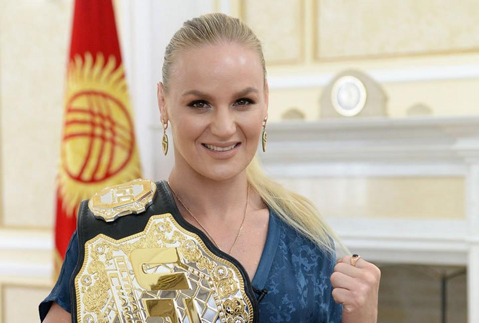 Валентина Шевченко защитила титул чемпиона UFC.