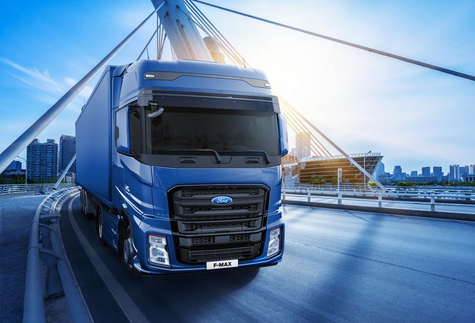 Инженеры Ford Trucks провели огромную работу для того, чтобы сделать грузовик удобным и практичным.