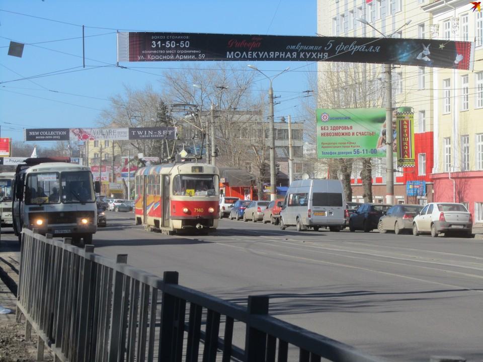 Такими темпами трамваи в Курске скоро могут вообще исчезнуть