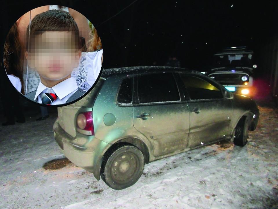 Тело ребенка нашли в машине. Фото: пресс-служба СКР; личный архив