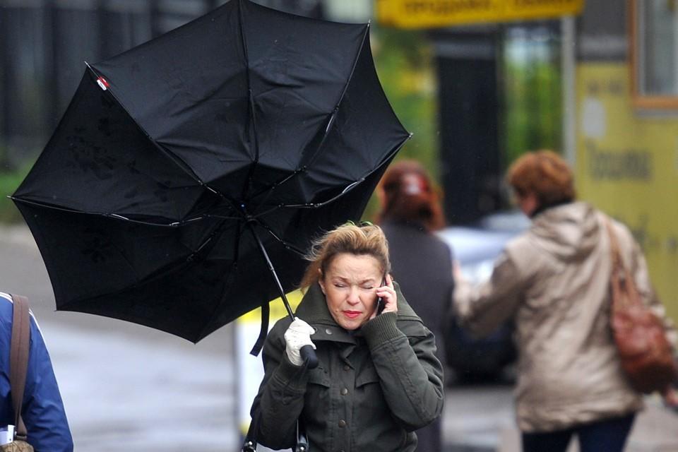 """России приближается суперциклон """"Деннис"""" со штормовыми ветрами."""