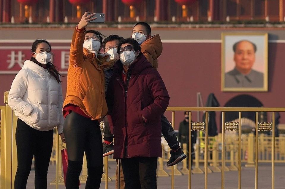 Китайцам временно нельзя посещать Россию