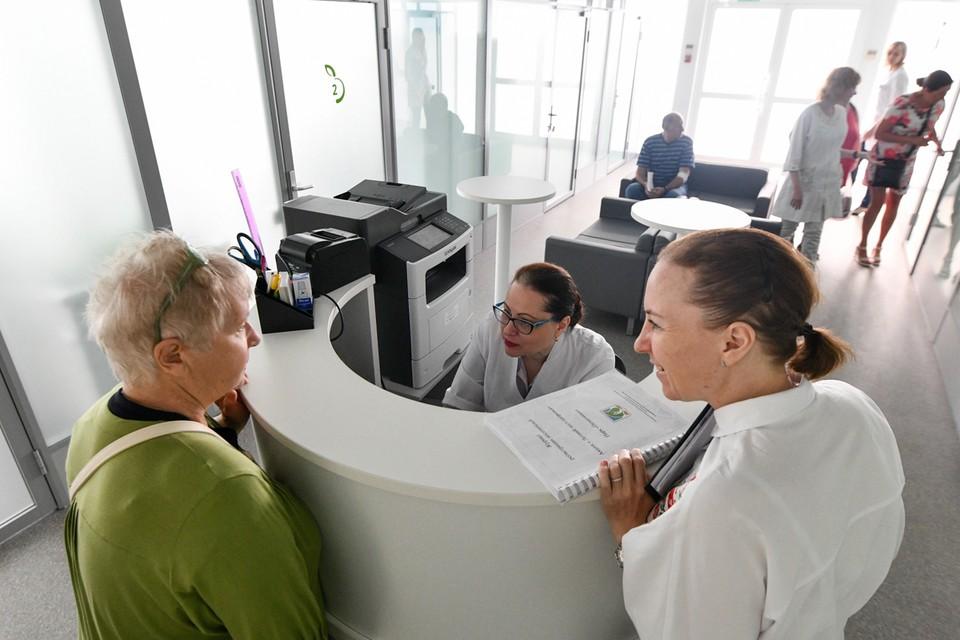 """Работодатели будут обязаны ежегодно бесплатно отпускать сотрудников к врачам. Фото: Игорь Иванко/АГН """"Москва"""