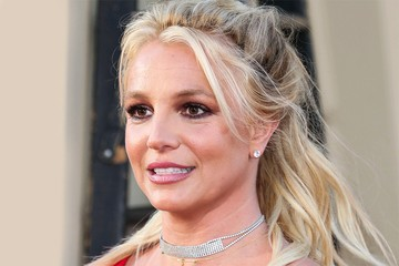 Опухшая и покалеченная: Бритни Спирс в микро-шортах и красном топе напугала своим видом
