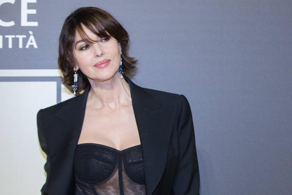 Монику Беллуччи по праву называют одной из самых красивых актрис.