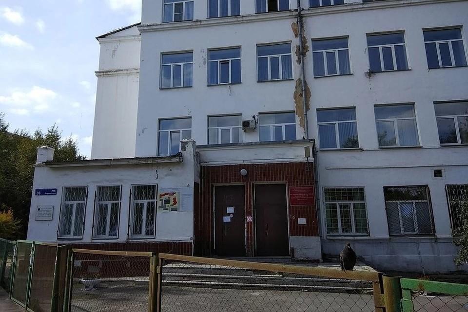 Перепалка произошла напротив здания противотуберкулезного диспансера. Фото: Яндекс.Карты
