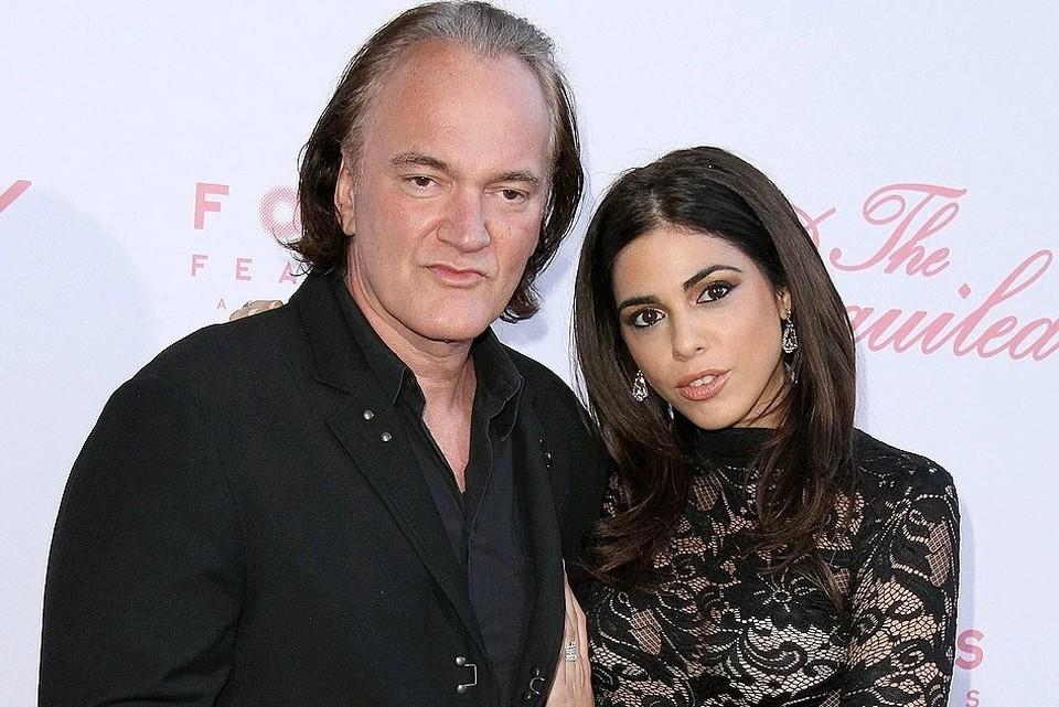 Квентин Тарантино женился на Даниэле Пик в 2018 году