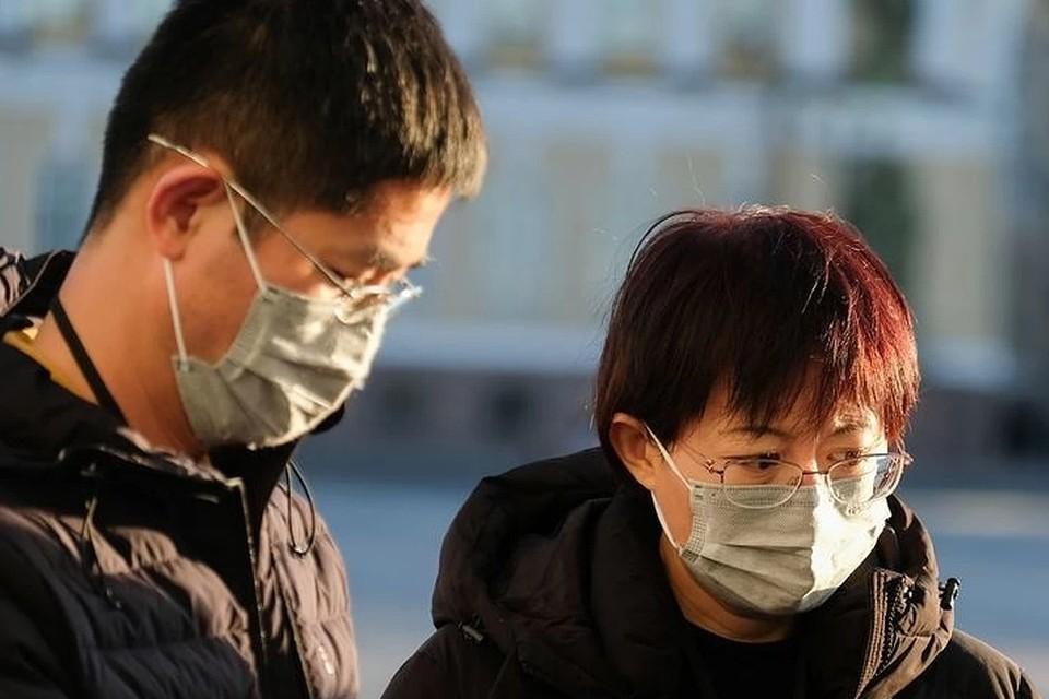 С 20 февраля запрещен въезд в Россию гражданам КНР