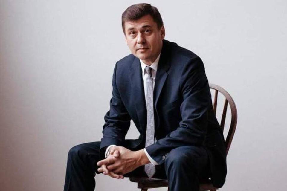 Олег Извеков - новый член команды Натальи Котовой. Фото: архив героя публикации.