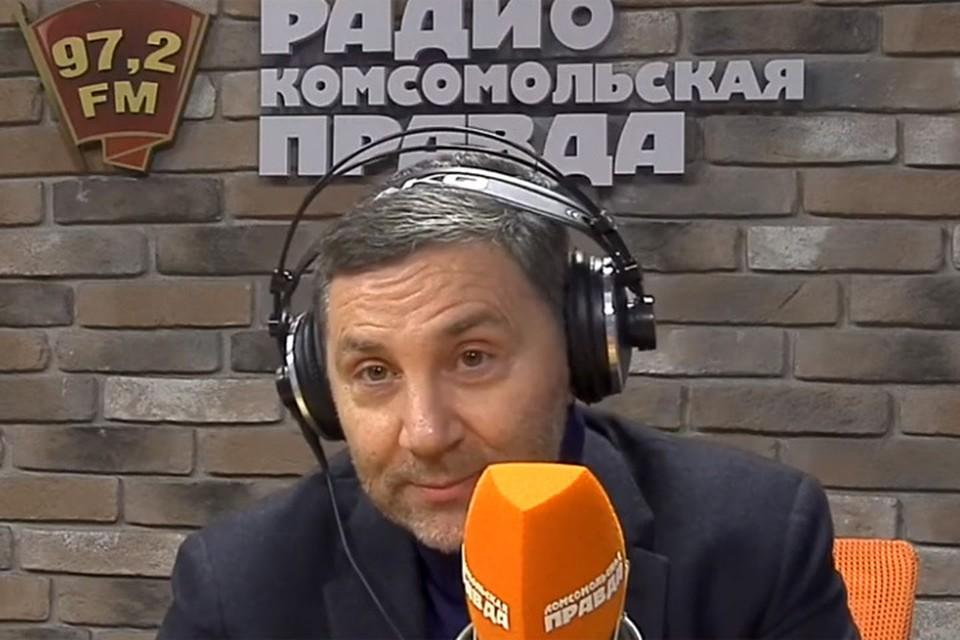 Режиссер фильма «Калашников» Константин Буслов в гостях у Радио «Комсомольская правда».