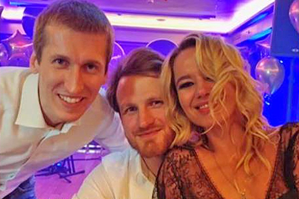 Иван Телегин впервые разместил в блоге фото с любовницей Марией Гончар.