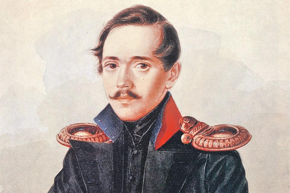 М. Ю. Лермонтов. Портрет 1838 г. - после возвращения из ссылки. Фото: wikimedia.org