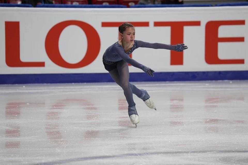 Фанаты считают, что Валиева - главная звездочка юниорского фигурного катания России