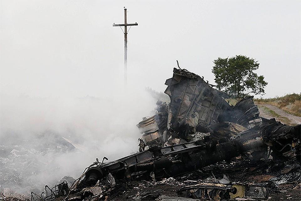 17 июля 2014 года на востоке Донецкой области был сбит Boeing 777 «Малайзийских авиалиний», летевший из Амстердама в Куала-Лумпур