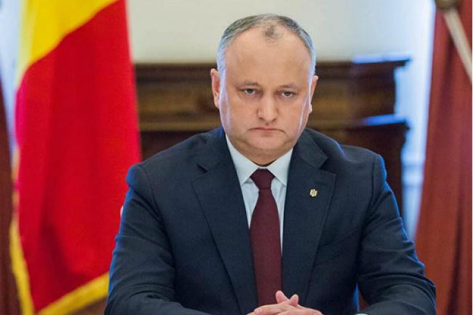 «Мы не можем рисковать Молдовой – нашими детьми и пенсионерами»: Президент потребовал уголовной ответственности для тех, кто саботирует борьбу с коронавирусом