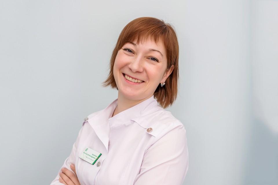 Архипова Наталья Александровна, детский невролог Многопрофильной Клиники Санитас.